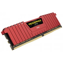 Corsair DDR4 Vengeance LPX 8GB  2400 RED CL16161639