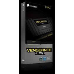 Corsair DDR4 Vengeance LPX 8GB 2666 BLACK CL16181835 1.20V XMP2.0