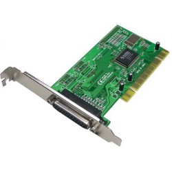 Karta PCI Kontroler LPT (DB25)