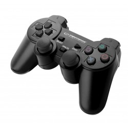 Esperanza GAMEPAD PS3|PC USB TROOPER CZARNY