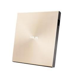 Asus Nagrywarka zewnętrzna ZenDrive U9M Ultraslim DVD USB USBc złota