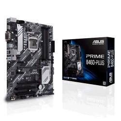 Asus Płyta główna PRIME B460PLUS s1200 4DDR4 DP HDMI USB3.2 ATX