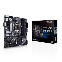 Asus Płyta główna PRIME B460MA s1200 4DDR4 HDMI DP M.2 USB3.2 mATX
