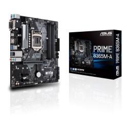Asus Płyta główna PRIME B365MA s1151 4DDR4 HDMI VGA DVI mATX