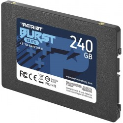 Patriot SSD 240GB Burst Elite 450|320MB|s SATA III 2.5