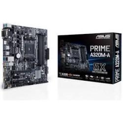 Asus Płyta główna PRIME A320MA AM4 4DDR4 USB3 HDMI DVI DSUB mATX