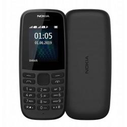 TELEFON NOKIA 105 DUAL SIM CZARNY