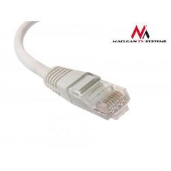 Maclean Przewód patchcord UTP 5e MCTV-650 20m wtyk