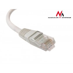 Maclean Przewód patchcord UTP 5e MCTV-647 10m wtyk