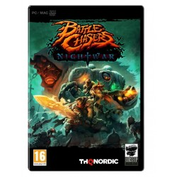 KOCH Gra PC Must Have Battle Chasers