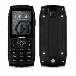 TELEFON HAMMER 3 CZARNY DUAL SIM