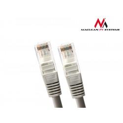 Maclean Przewód patchcord UTP 5e MCTV-649 1m wtyk-
