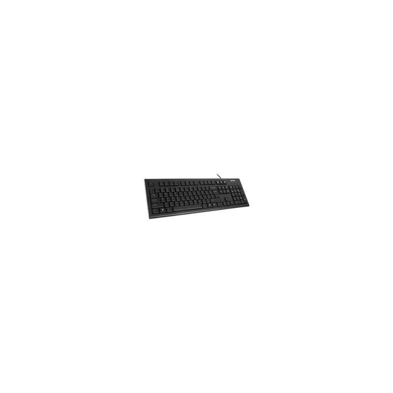 A4 Tech Klawiatura KR-85 USB Black