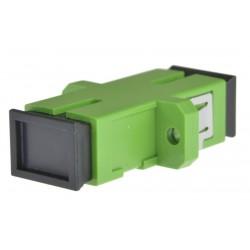 NEKU Adapter jednomodowy SM APC simplex SC-SC FTTX