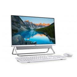 Dell Inspiron 5400 AIO Win10Home i51135G7|256GB|1TB|8GB|MX330|23,8FHD|Touch|KM636|Silver|2Y BWOS
