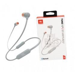 Zestaw słuchawkowy JBL T110 Bluet dokanałowe Grey