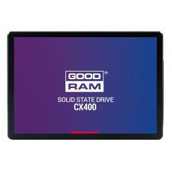 GOODRAM Dysk SSD CX400 256GB SATA3 2,5 550/490MB/s