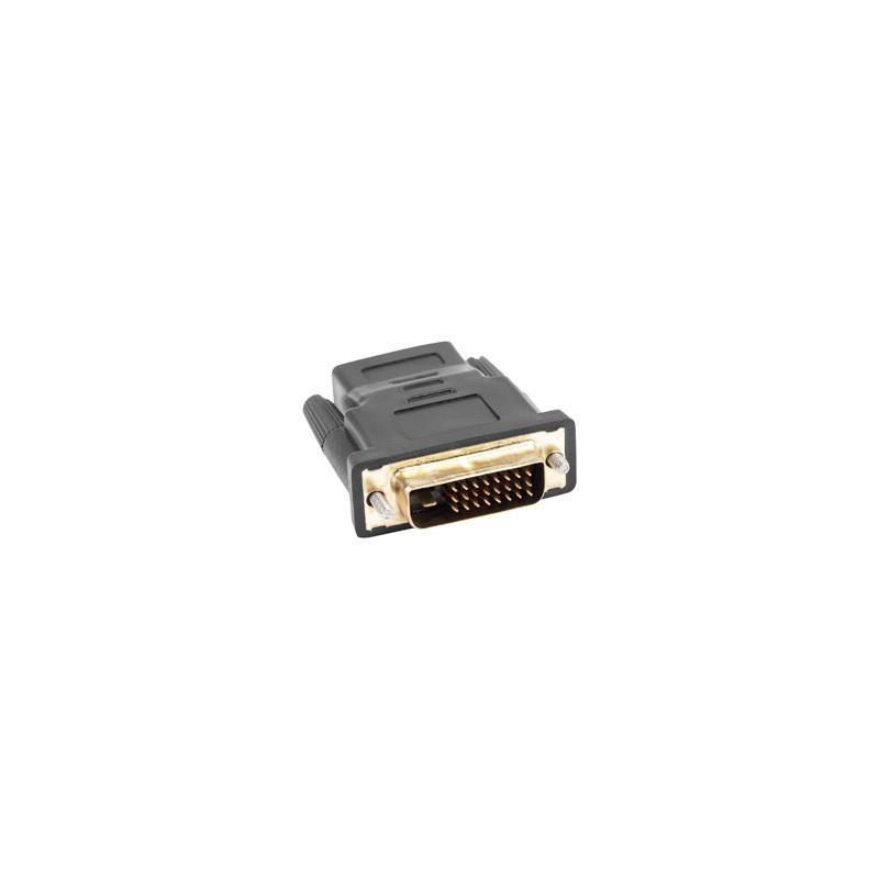 LANBERG Adapter HDMI (F) -> DVI -D (M)(24+1) Dual