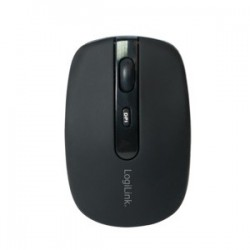 LogiLink Mysz optyczna, bluetooth, 1000/1600 dpi