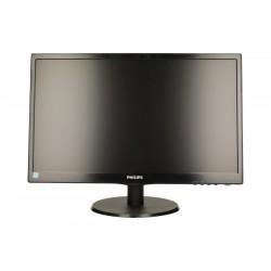 Philips Monitor 21.5 223V5LSB2/10 LED Czarny