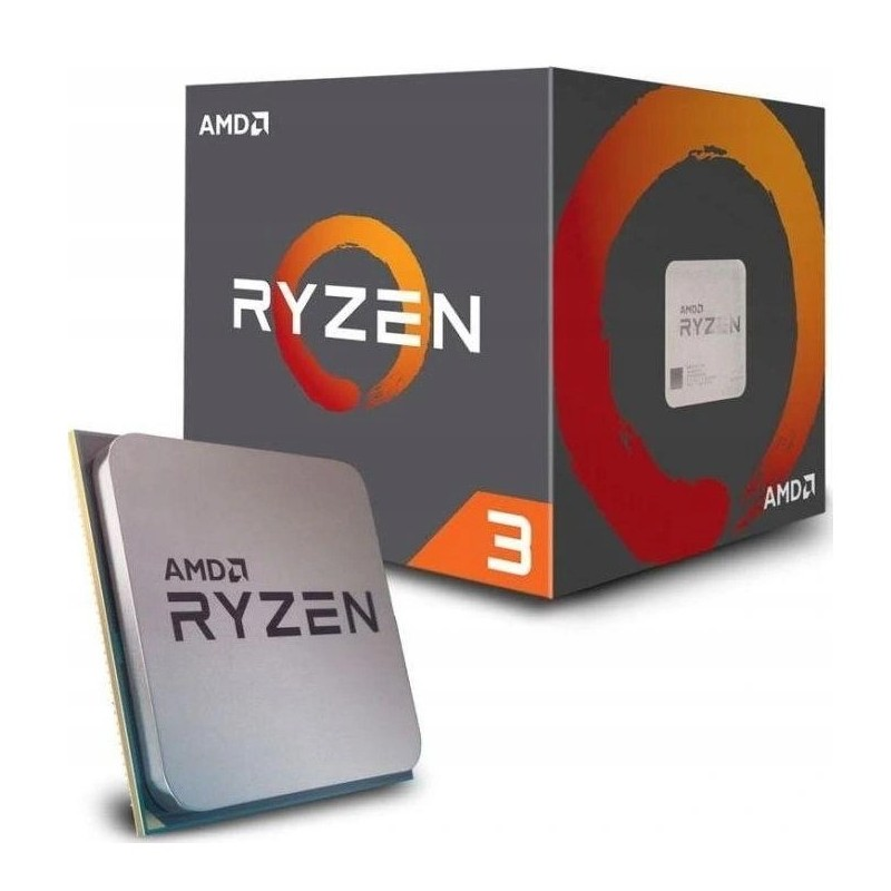 AMD Ryzen 3 1200 AF, 3.1GHz AM4 BOX