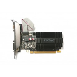 ZOTAC GeForce GT 710 2GB DDR3 64BIT DVID|HDMI|HDCP|VGA