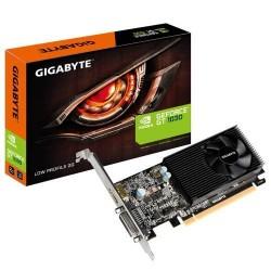 Gigabyte Karta graficzna GeForce GT 1030 2GB GDDR5 64BIT PCIe|HDMI|DVI