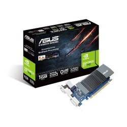 Asus Karta graficzna GeForce GT 710 1GB GDDR5 32BIT DVI|HDMI|DSub